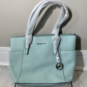 Michael Kors Teal Purse